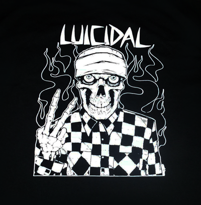 Luicidal T-Shirt Merchandise