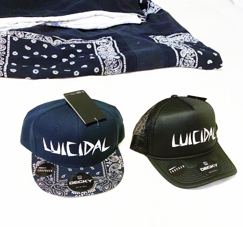 Luicidal hats for sale